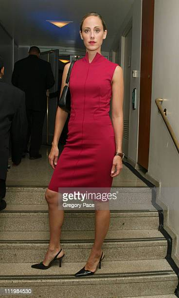 Kim Raver during 16th Annual Conde Nast Traveler Readers Choice Awards Inside at The Guggenheim Museum in New York City New York United States