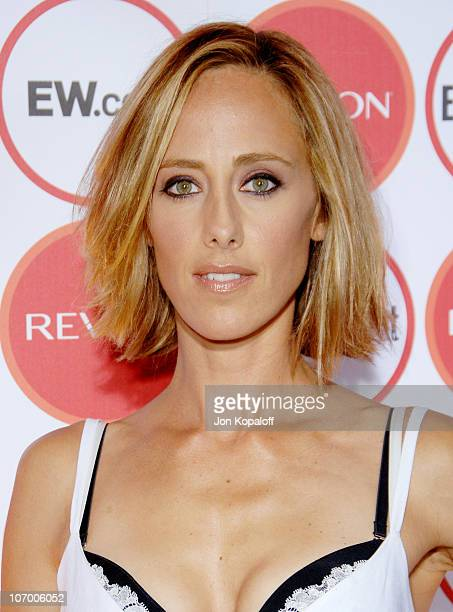 Kim Raver during Entertainment Weekly's 4th Annual PreEmmy Party at Republic in West Hollywood California United States