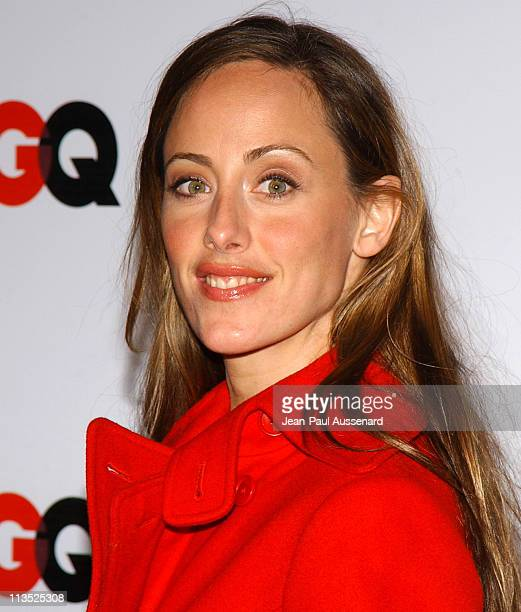 Kim Raver during GQ Magazine 2004 NBA AllStar Party Arrivals at Astra West in West Hollywood California United States