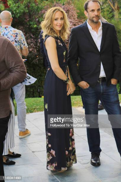 Kim Raver is seen on May 20 2019 in Los Angeles California