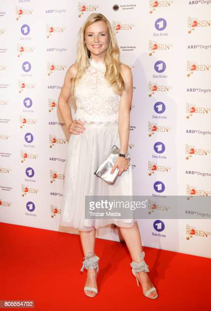 Kim Sarah Brandts attends the 'Rote Rosen' TV Show Gala To Celebrates 2500 Episodes on July 1 2017 in Luneburg Germany