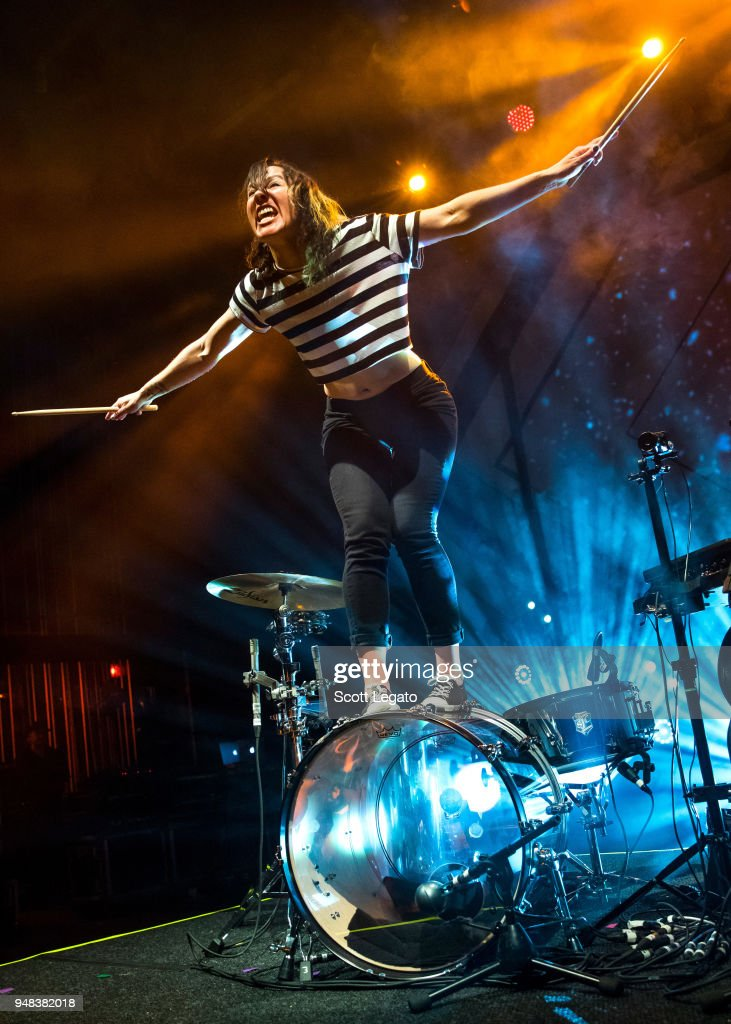 Matt And Kim In Concert - Royal Oak, MI
