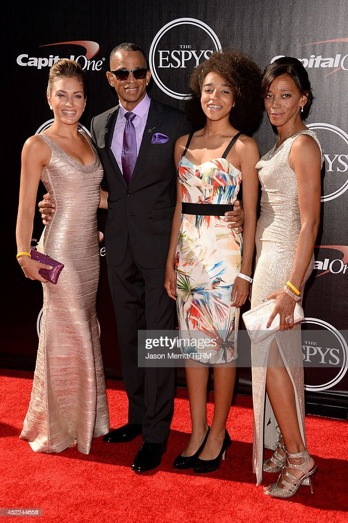 The 2014 ESPYS - Arrivals : News Photo