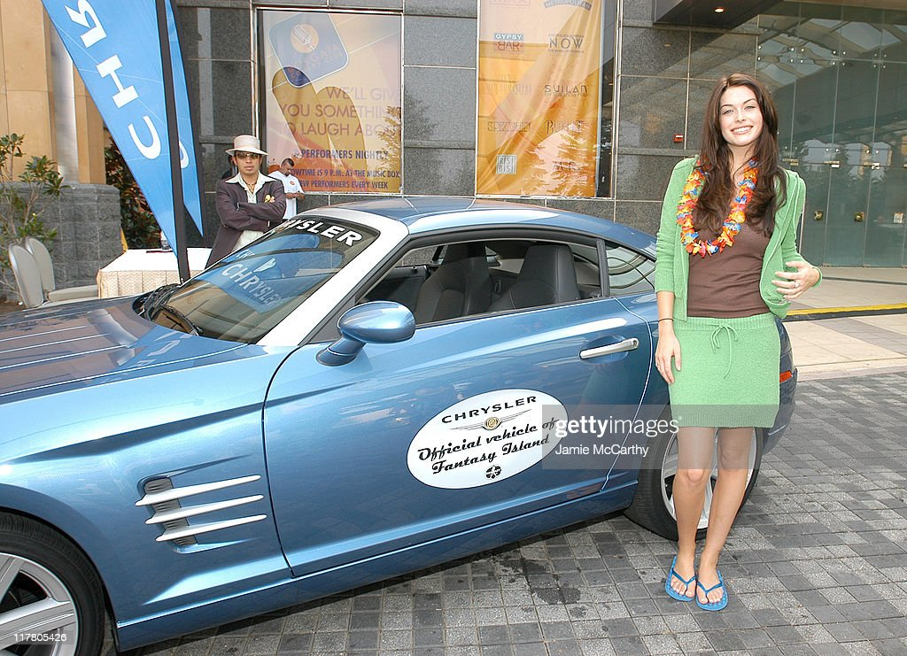 Kim Smith During Maxims Fantasy Island Weekend At The Borgata Hotel - Borgata car show