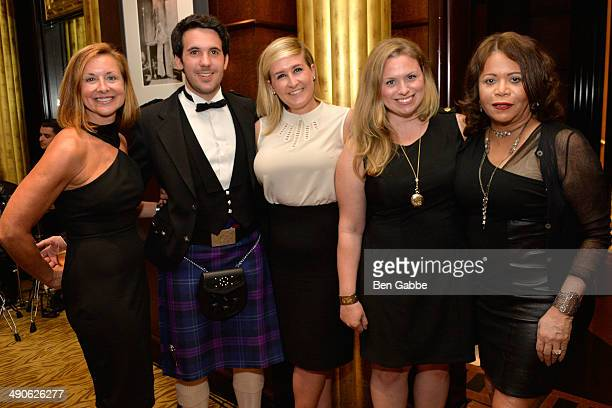 Kim Standish Ross Porter Joanne Connacy Sara Johansson and Jewell Jackson McCabe attend The Duke of Edinburgh's International Award USA New York...