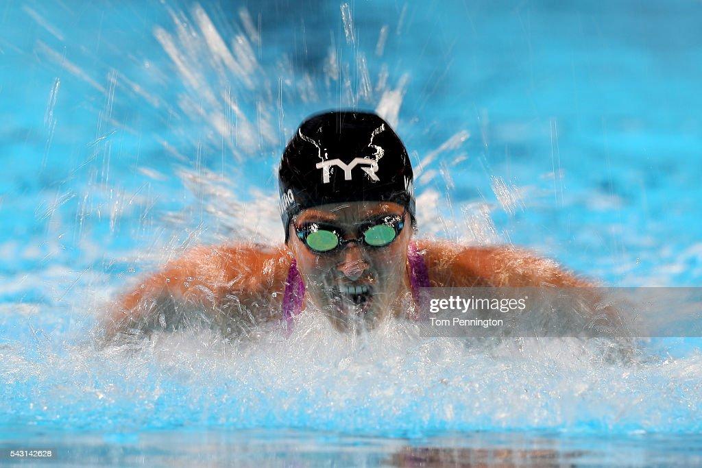 2016 U.S. Olympic Team Swimming Trials - Day 1