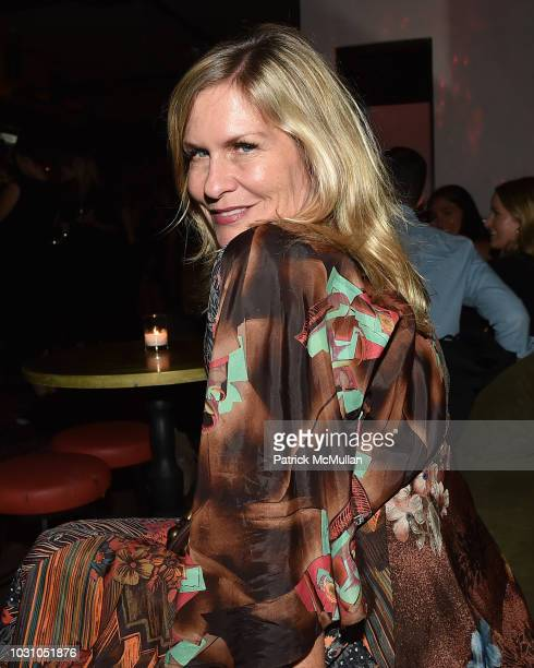 Kim Vernon attends the Nicole Miller Spring 2019 After Party at Acme on September 6 2018 in New York City