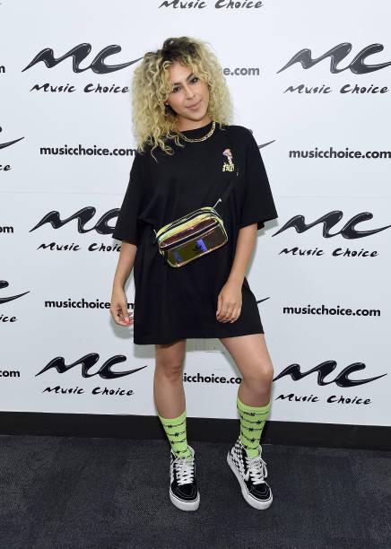 NY: Kim Viera Visits Music Choice
