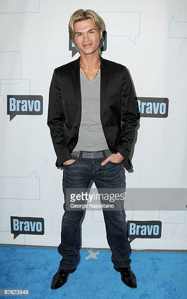 Kim Vo attends Bravo's 2010 Upfront Party at Skylight Studio on March 10 2010 in New York City