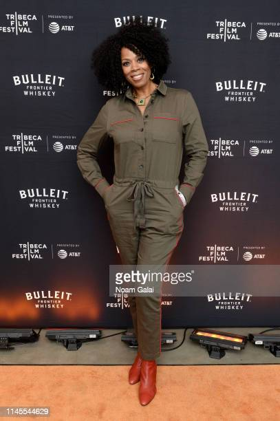 Kim Wayans at the 25th Anniversary of In Living Color After Party at the Bulleit 3D Printed Frontier Lounge at the Tribeca Film Festival on April 27...