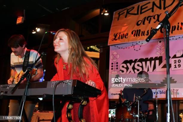 Kim West of Smokey Brights performs onstage at Nine Mile Records and Touring during the 2019 SXSW Conference and Festivals at on March 15 2019 in...