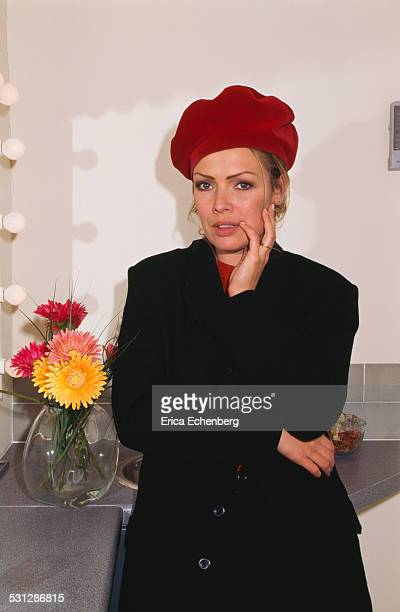 Kim Wilde Harwood Studio Fulham London 1996
