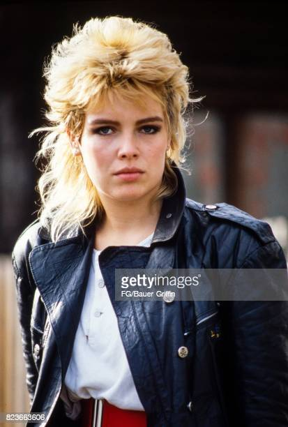 Kim Wilde in London on July 02 1988 in London United Kingdom 170612F1