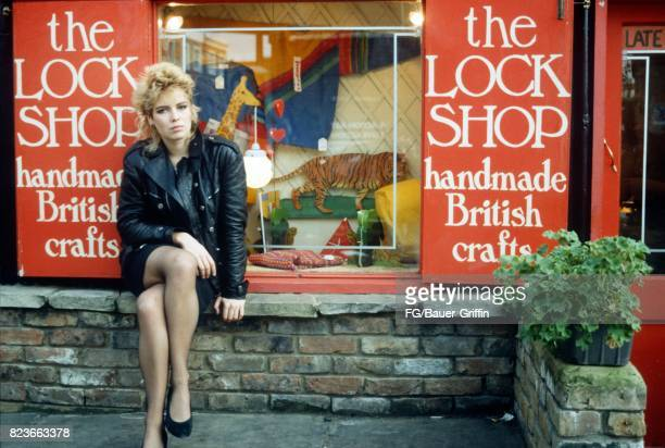 Kim Wilde posing on July 02 1988 in London United Kingdom 170612F1