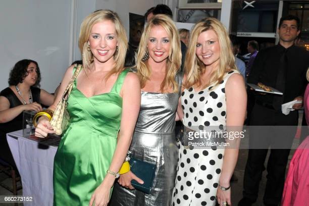 Kim Willson Mary Kay Bowden and Morgan Harbin attend NEW YORK CITY's OPERA DIVAS Shop for Opera at 717 Madison Ave on June 24 2009 in New York City