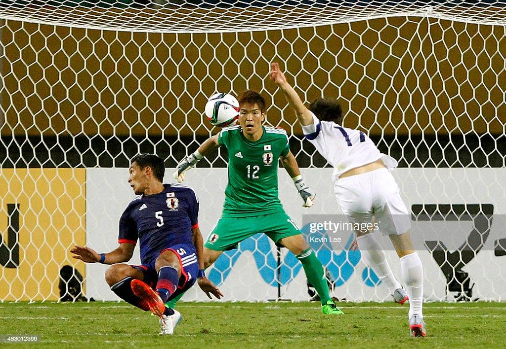 Japan v South Korea - EAFF East Asian Cup 2015 : News Photo