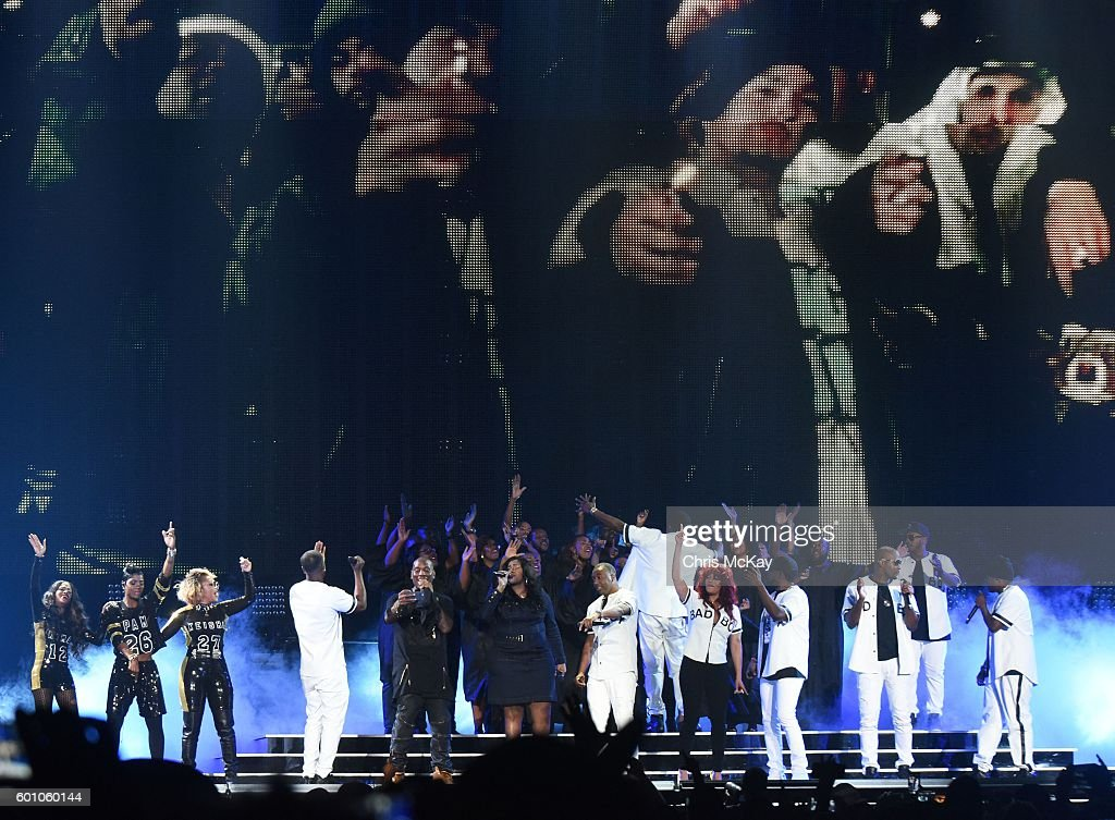 Bad Boy Family Reunion Tour - Atlanta, GA : News Photo