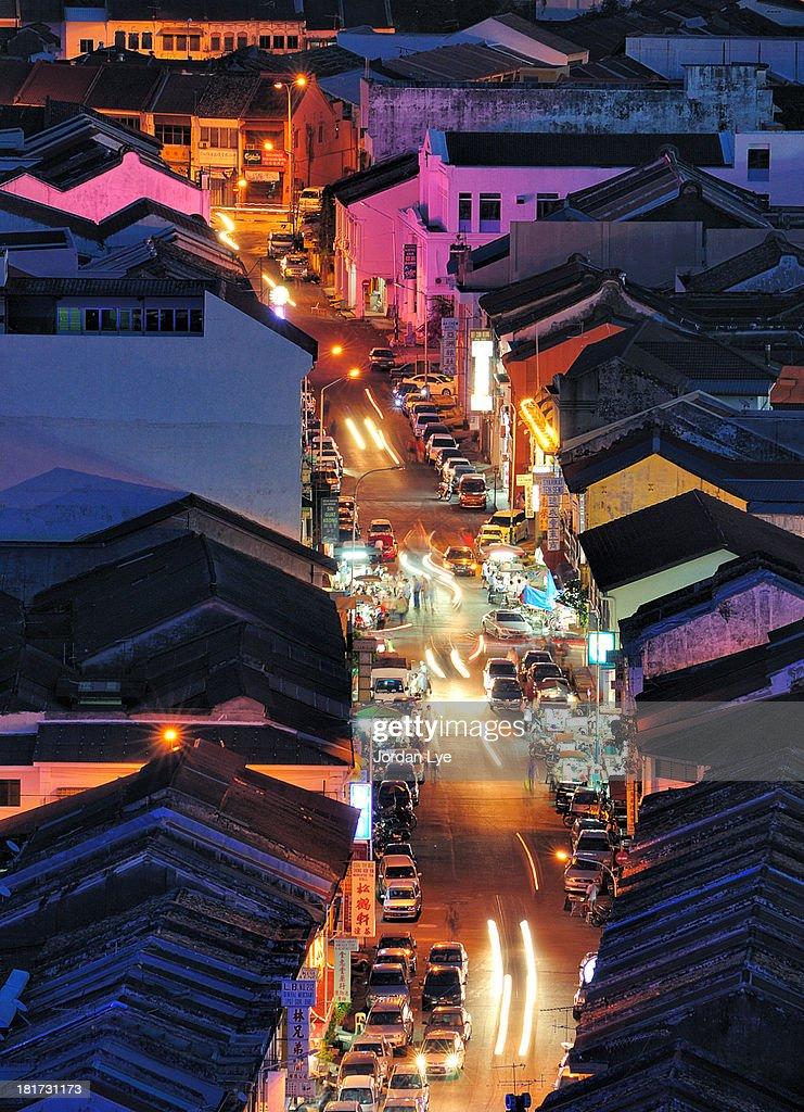 Kimberary Street : Stock Photo
