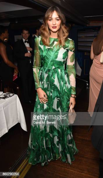 Kimberley Garner attends the The BARDOU Foundation's International Day Of The Girl Gala in support of The Princes Trust at Albert's Club on October...