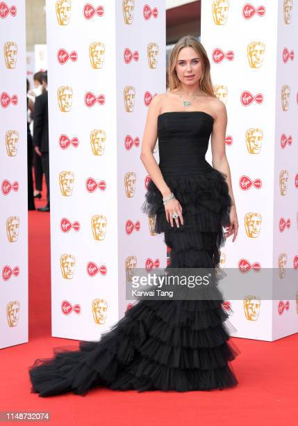 Kimberley Garner attends the Virgin Media British Academy Television Awards 2019 at The Royal Festival Hall on May 12 2019 in London England
