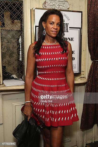 Kimberley Hatchett attends the Casa Reale Fine Jewelry Launch at The Box on June 17 2015 in New York City