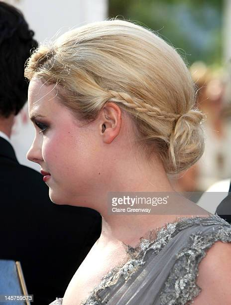 Kimberley Nixon attends The Arqiva British Academy Television Awards 2012 at The Royal Festival Hall on May 27 2012 in London England