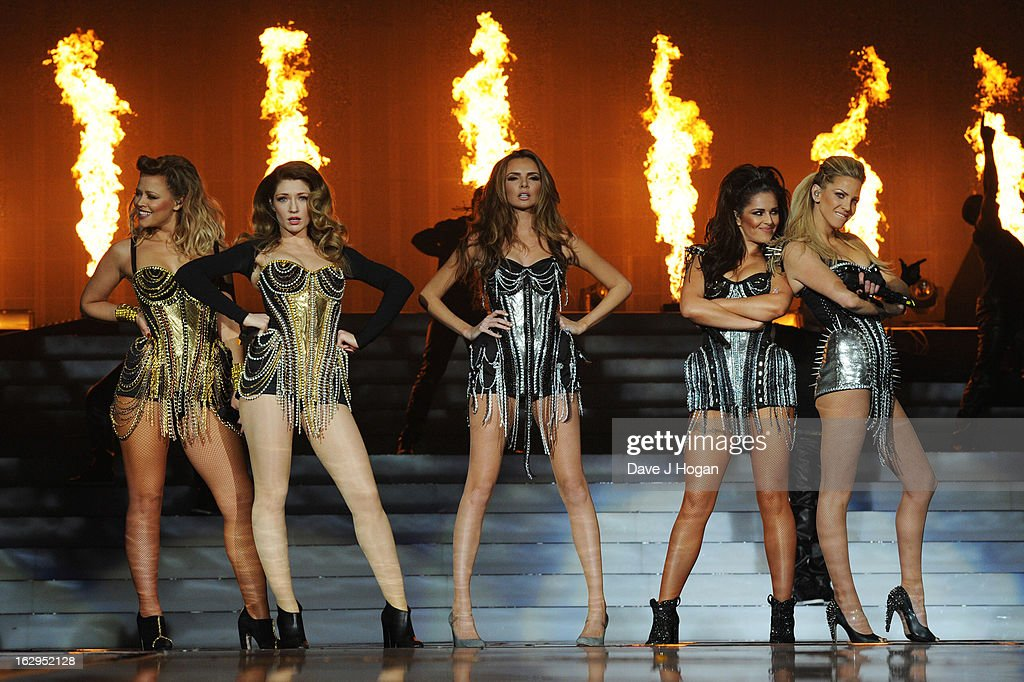 Girls Aloud  - Ten The Hits Tour At The O2 Arena