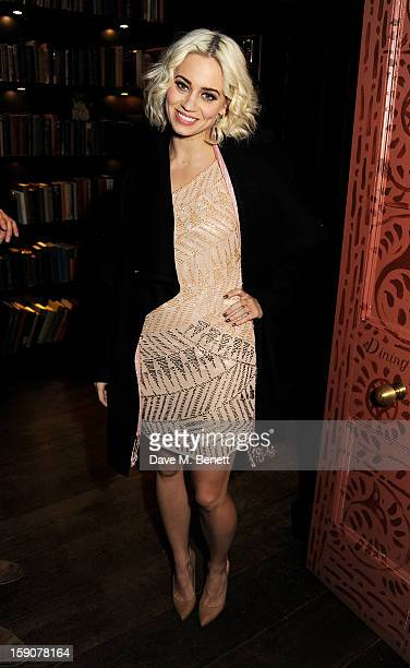 e3d2011f Kimberley Wyatt attends the Esquire and Tommy Hilfiger party celebrating London  Collections MEN AW13 hosted by