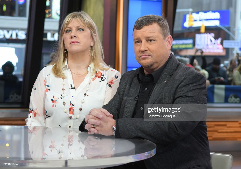 AMERICA - Kimberly and James Snead, who took Nikolas Cruz into their home and let him live there for three months before the Parkland school shooting, are the guests today, Monday, February 19, 2018 on ABC's 'Good Morning America.' 'Good Morning America' airs Monday-Friday, 7am-9am, ET on the ABC Television Network. KIMBERLY