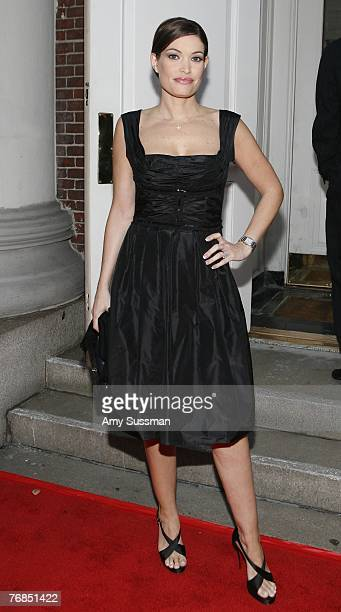 Kimberly Ann Guilfoyle attends the New Yorkers For Children Annual Fall Gala at 583 Park on September 18 2007 in New York City