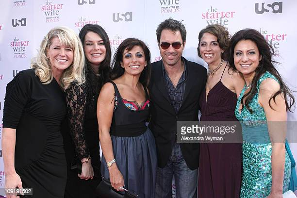 Kimberly Bearden Caroline Alexander Maggie LaVay Eric McCormack Deb Cohen and Debbie Gisonni