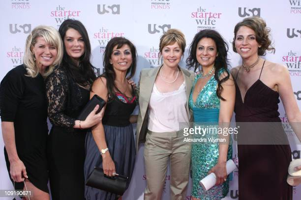 Kimberly Bearden Caroline Alexander Maggie LaVay Sharon Lawrence Debbie Gisonni and Deb Cohen