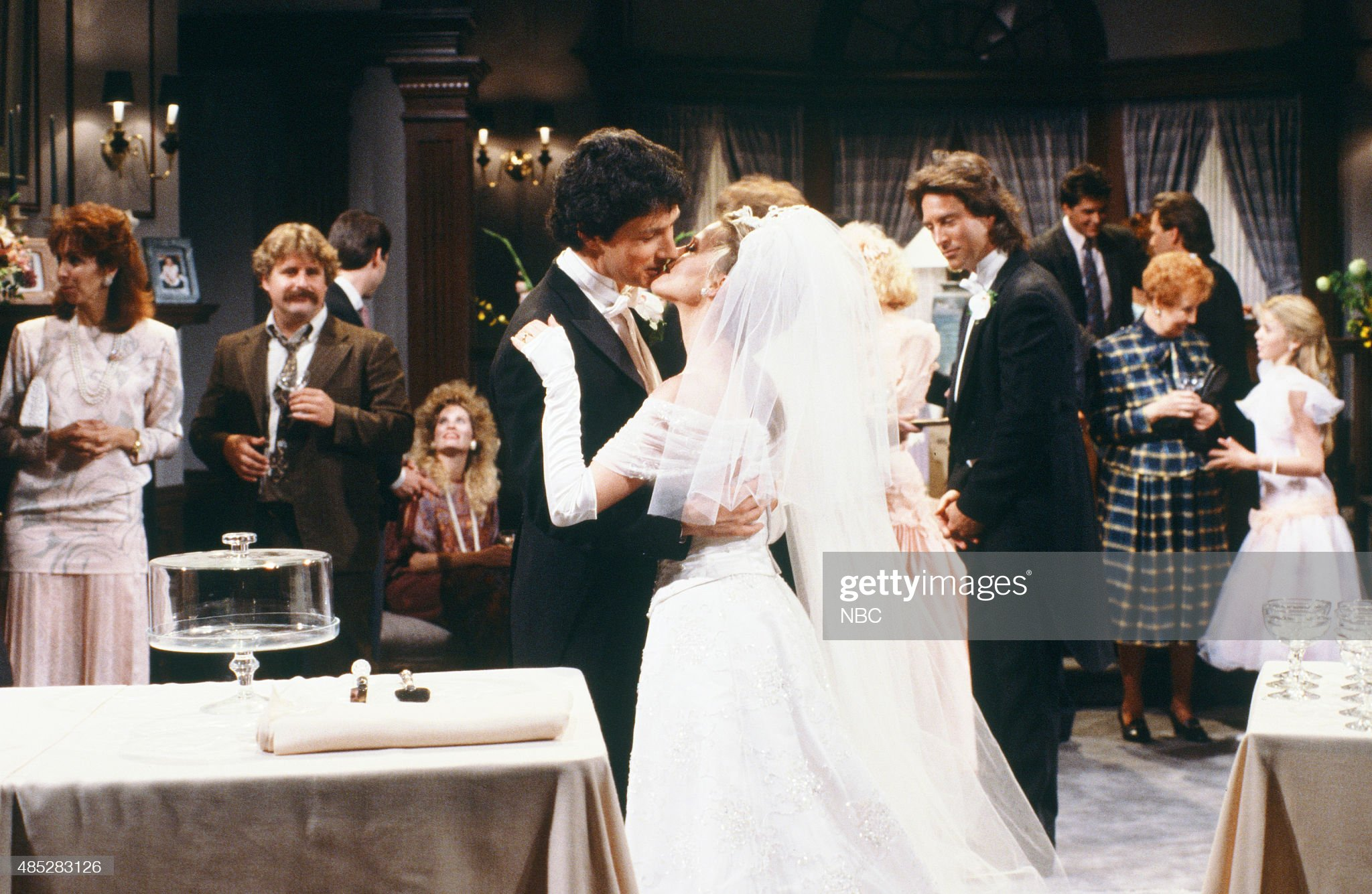 kimberly-brady-shane-donovan-wedding-pictured-charles-shaughnessy-as-picture-id485283126