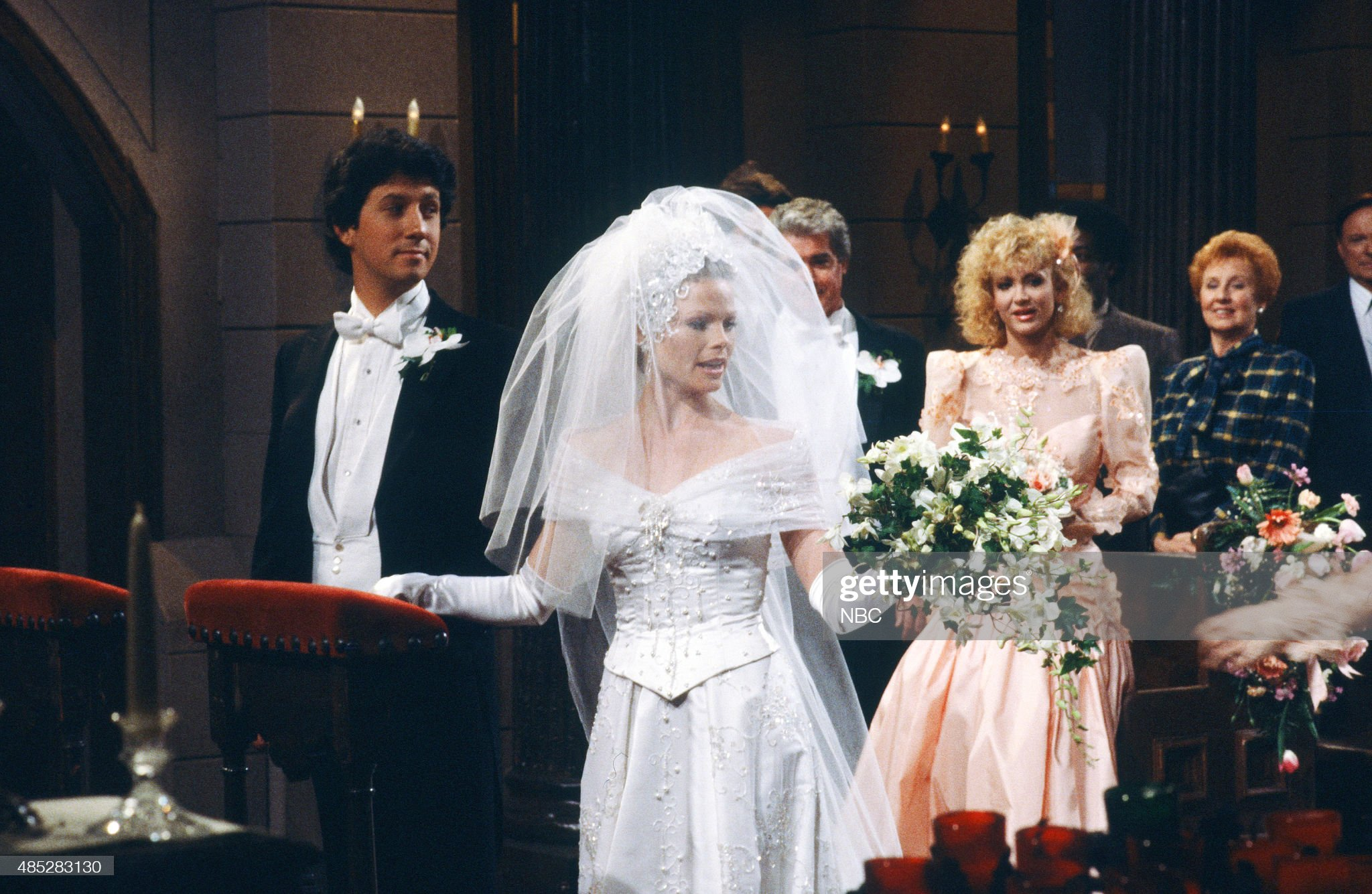 kimberly-brady-shane-donovan-wedding-pictured-charles-shaughnessy-as-picture-id485283130