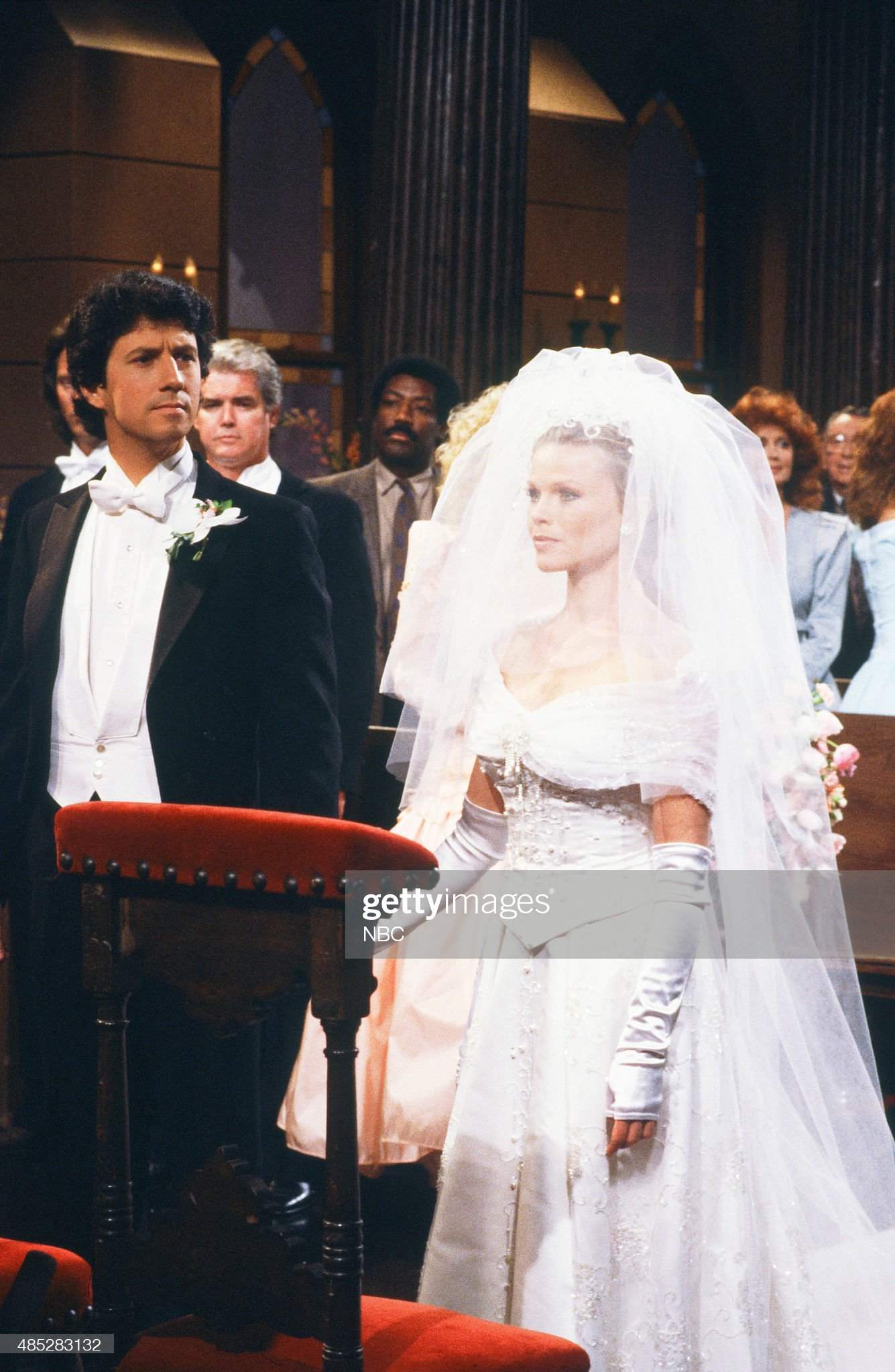 kimberly-brady-shane-donovan-wedding-pictured-charles-shaughnessy-as-picture-id485283132