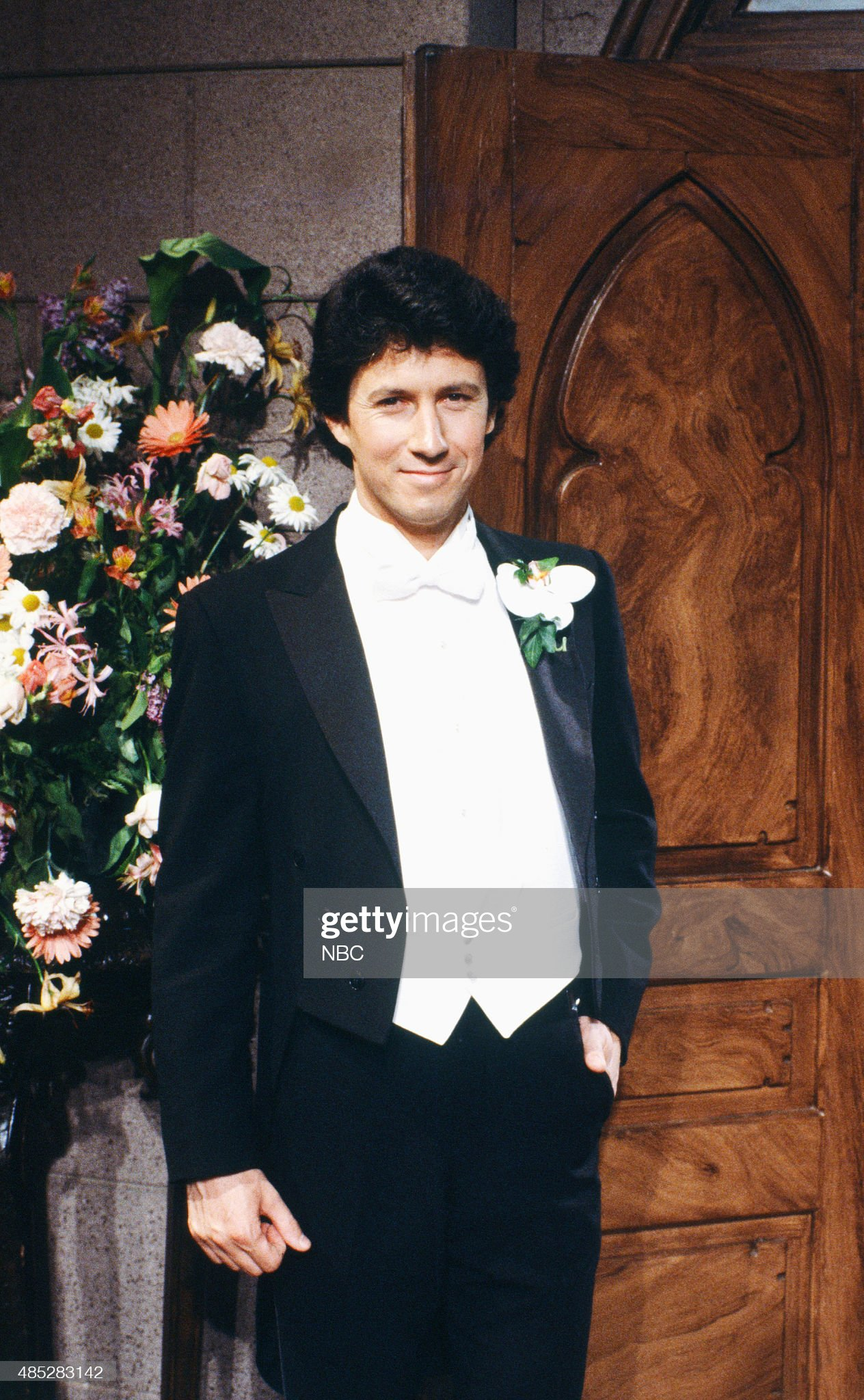 kimberly-brady-shane-donovan-wedding-pictured-charles-shaughnessy-as-picture-id485283142