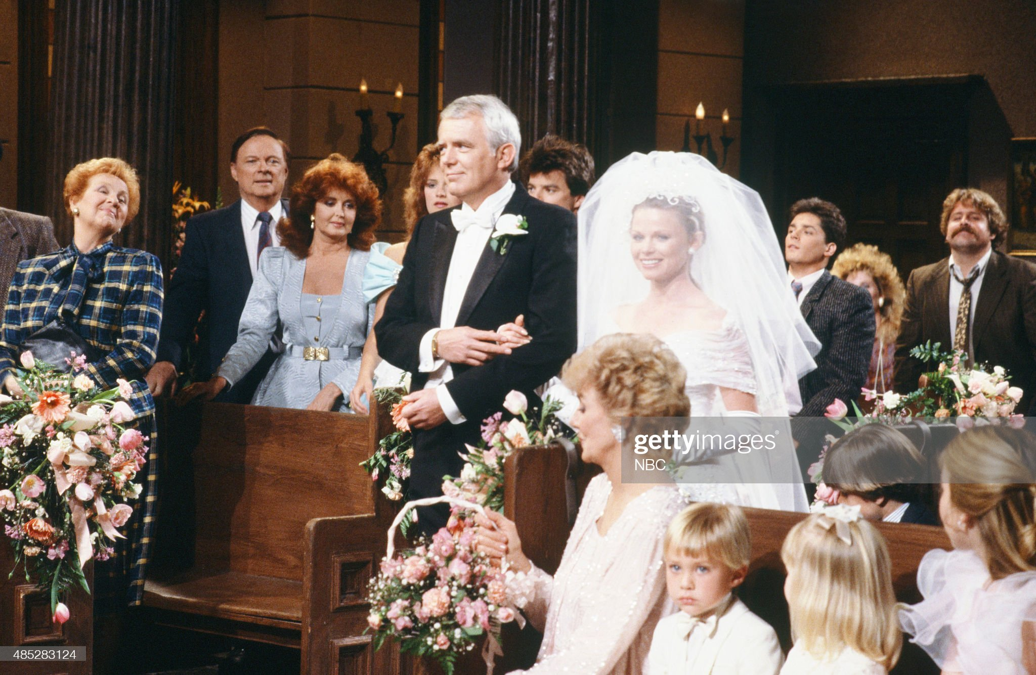 kimberly-brady-shane-donovan-wedding-pictured-suzanne-rogers-as-picture-id485283124