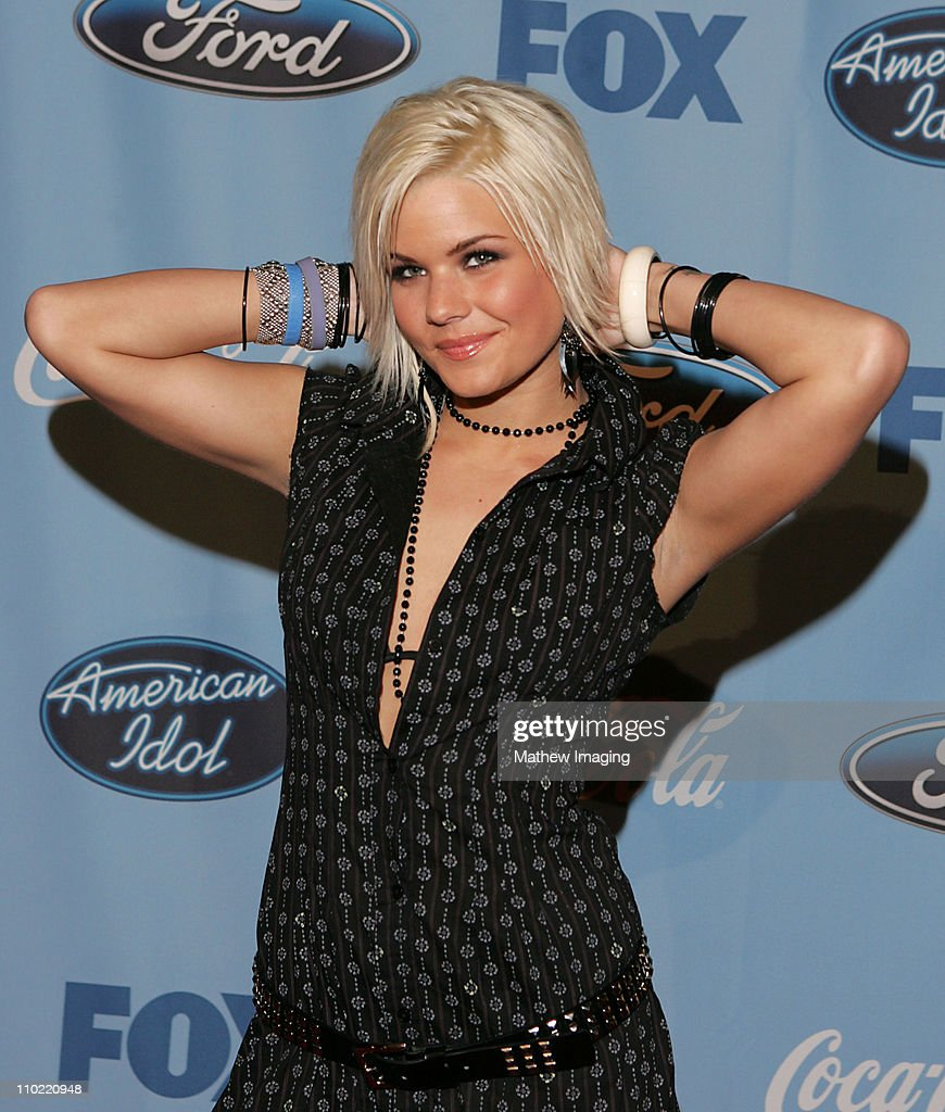 American Idol Top 12 Finalists Party - March 9, 2005