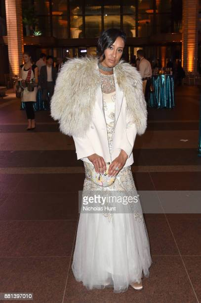Kimberly Chandler attends 13th Annual UNICEF Snowflake Ball 2017 at 60 Wall Street Atrium on November 28 2017 in New York City