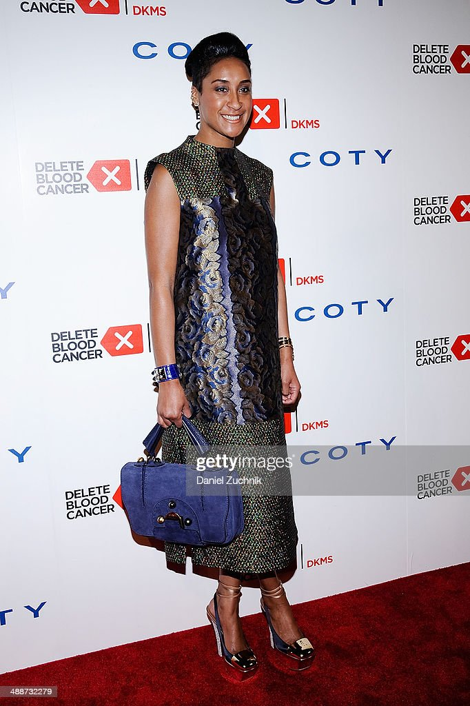 Kimberly Chandler attends the 2014 Delete Blood Cancer Gala at Cipriani Wall Street on May 7, 2014 in New York City.
