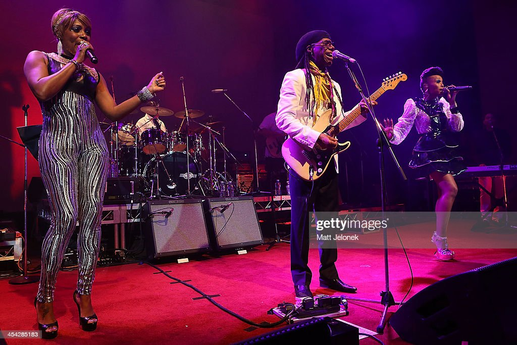 Chic Nile Rodgers Perform In Perth Photos And Images Getty Images
