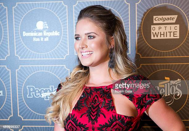 Kimberly Dos Ramos attends People En Espanol 2014 Los 50 Mas Bellos Event on May 12 2014 in New York City