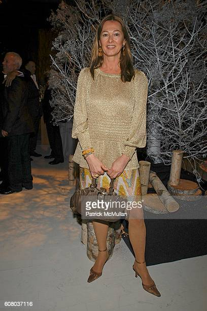 Kimberly Duross attends 11th Annual Holiday Dinner Honoring DONNA KARAN and Benefiting ACRIA at The Stephen Weiss Studio on December 18 2006 in New...