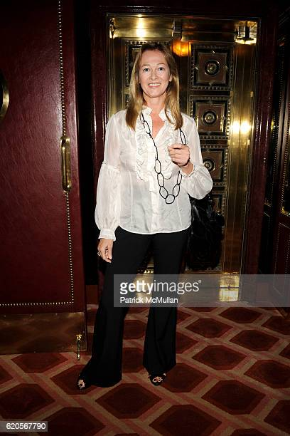 Kimberly DuRoss attends DAVID PATRICK COLUMBIA and S CHRISTOPHER MEIGHER Host The Quest Magazine QUEST 400 Party at DOUBLES on September 30 2008 in...