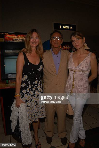 Kimberly DuRoss Steven ML Aronson and Ivana Lowell attend The Premiere of Focus Features' The Constant Gardener sponsored by Prudential Douglas...