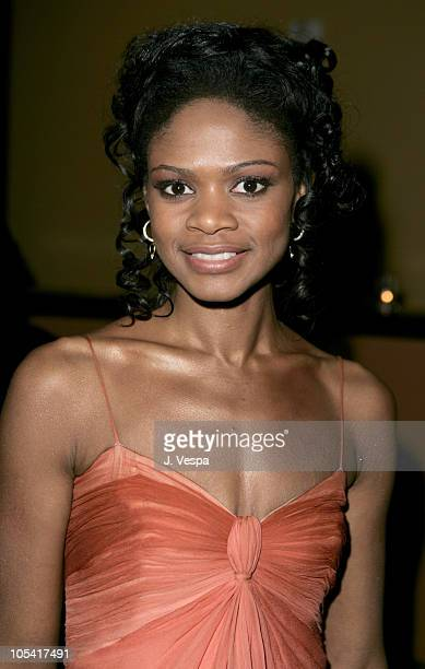 Kimberly Elise during Tyler Perry's Diary of a Mad Black Woman Los Angeles Premiere After Party at The Sunset Room in Los Angeles California United...