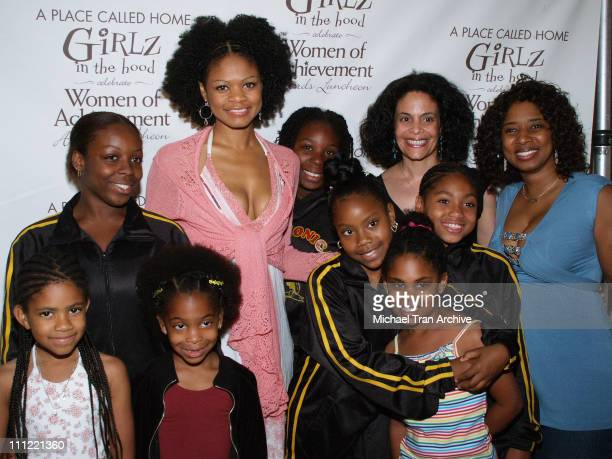 Kimberly Elise Monica Guy Thyonne Gordon and the Miss Monica Dance School at The Place Called Home