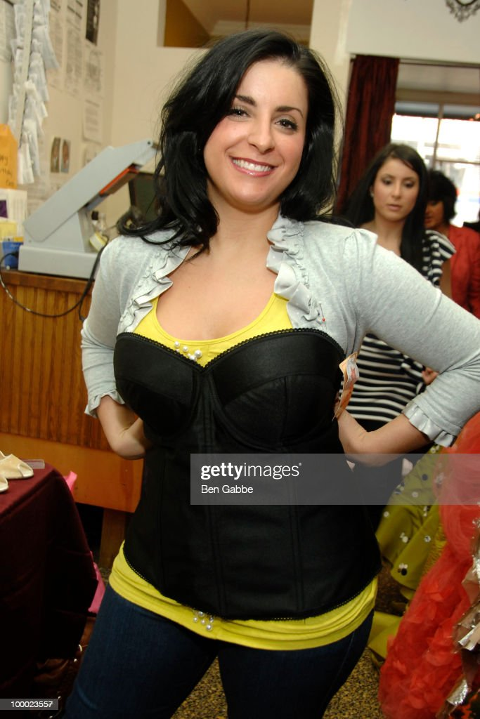 Kimberly Gambale attends the Jersey Girls Make New York Prom Dreams Come True event at Cameo Cleaners on May 20, 2010 in New York City.