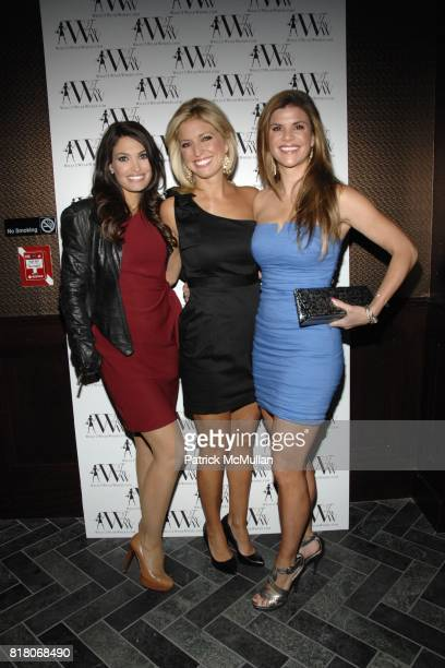 Kimberly Guilfoyle Ainsley Earhardt and Dr Dendy Engelman attend QUEST MAGAZINE What2WearWherecom hosts a soft launch of LAVO at 38 E 58th St on...