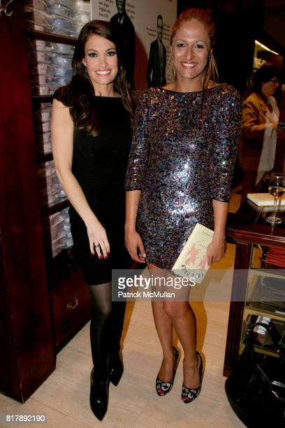 Kimberly Guilfoyle and Anisha Lakhani attend The launch of True Prep at Brooks Brothers on September 14 2010 in New York